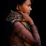 102-FACES-SOUTH.AMERICA-PANAMA-DARIEN-Embera