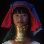 131-FACES-ASIA-BURMA-MYANMAR-KAREN.GOLDEN.TRIANGLE-Padaung